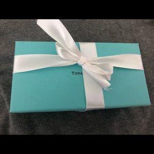 T&Co box and sunglasses case